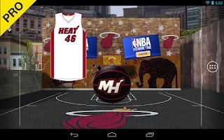 Screenshot of NBA 2016 Live Wallpaper