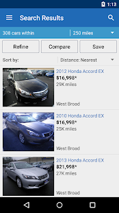 CarMax - Used Car Superstore- screenshot thumbnail