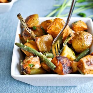 Roasted Potato Salad.