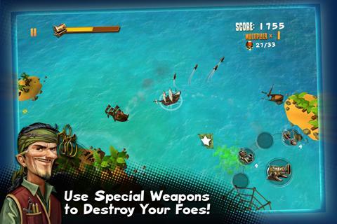 حرب القراصنة Sink 'Em All! 1.0.4  data