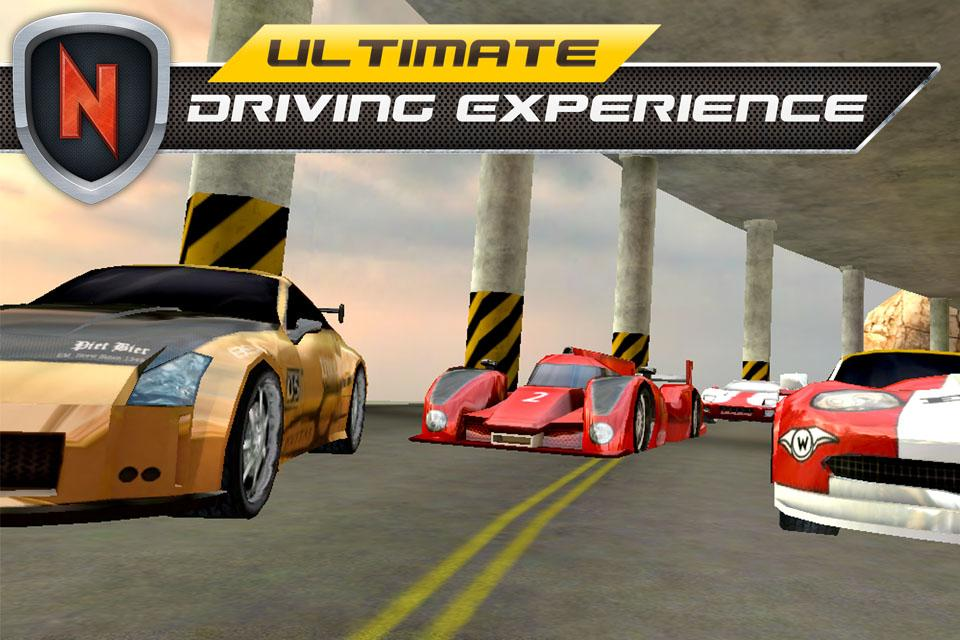 Real Car Speed: Need for Racer- screenshot