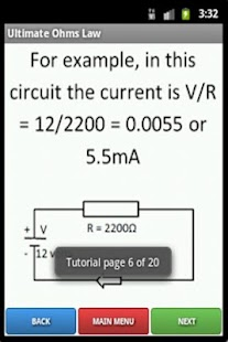 Ultimate Ohm's Law - screenshot thumbnail