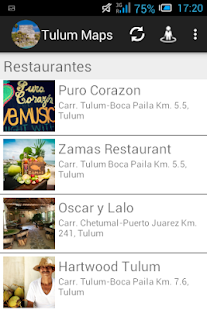 Tulum Maps- screenshot thumbnail