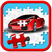 Cars Jigsaw Puzzles for Boys