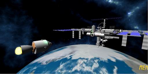 Space Simulator Apollo