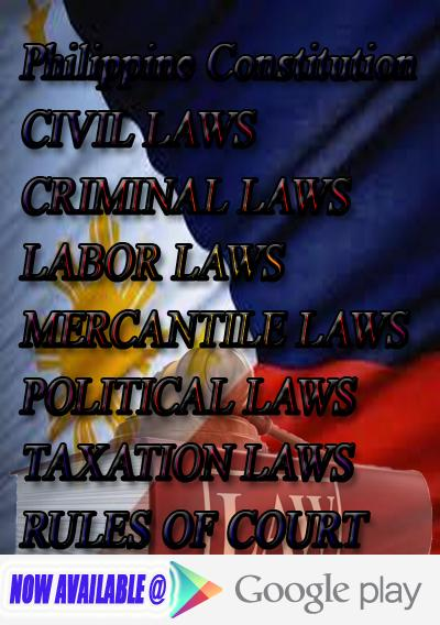 1987 Philippine Constitution - screenshot