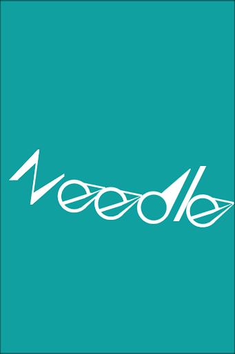 【片手操作体当たりアクション】 Needle