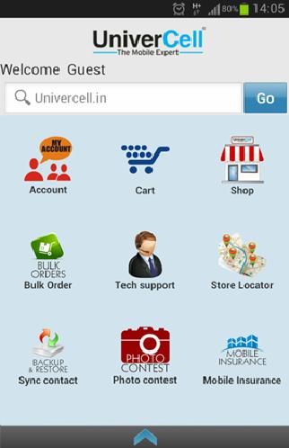 UniverCell Mobile