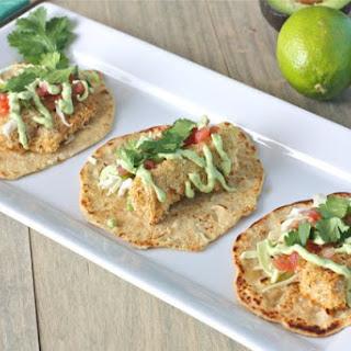 Paleo Fish Tacos.