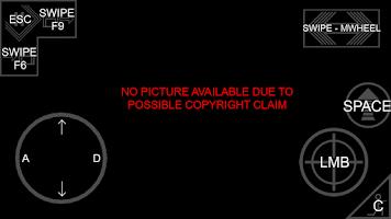 Screenshot of QII4A (source port of quake 2)