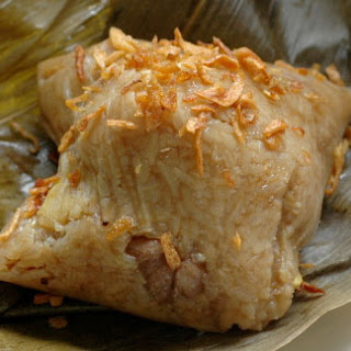 Cheat's Sticky Rice