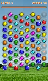 Hex Jewels Puzzle - screenshot thumbnail