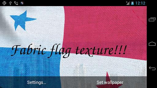 ... 3D Panama Flag Live Wallpaper APK ScreenShots ...