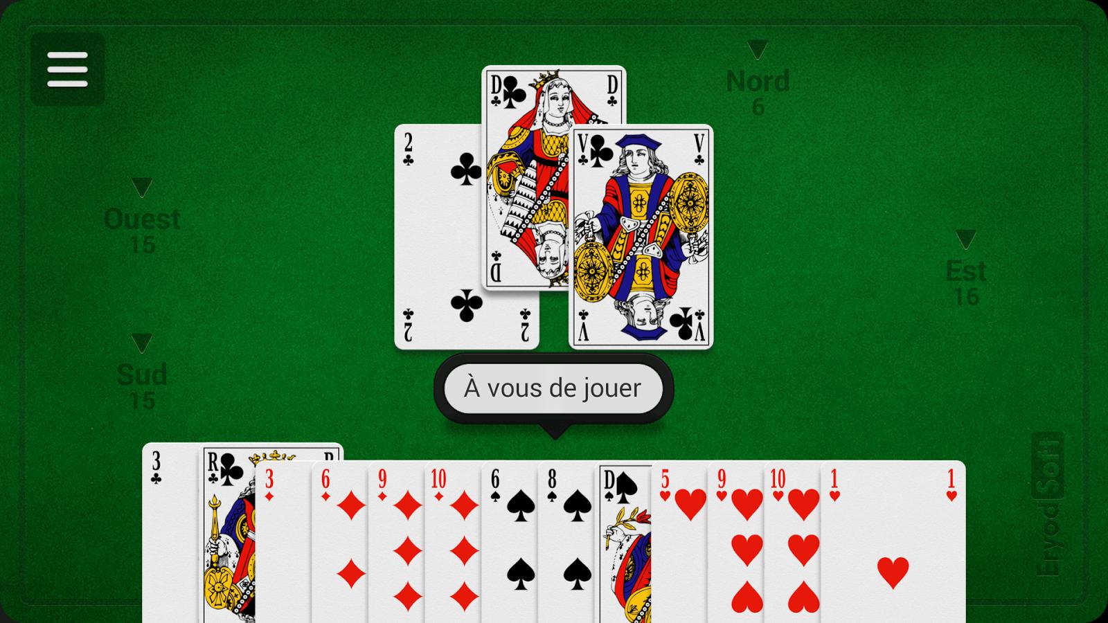 Play Dame De Pique Online