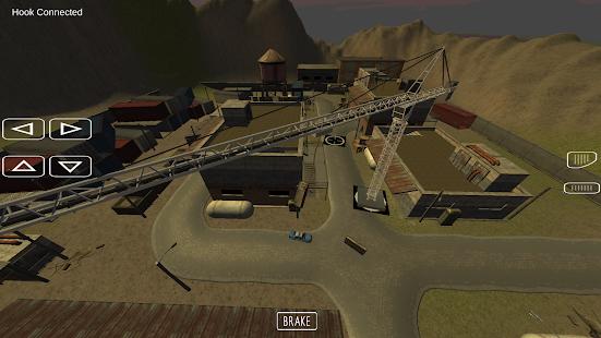 Crane Operator Game