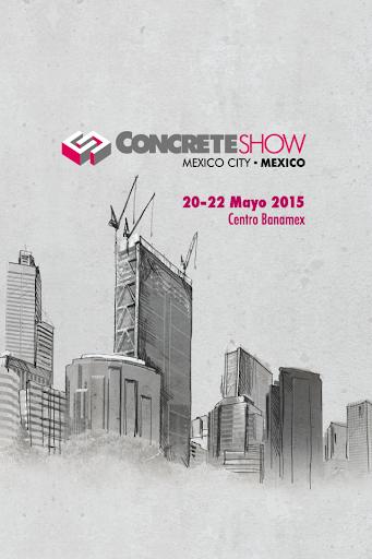 Concrete Show Mexico