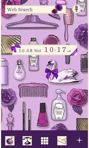 ★FREE THEMES★Radiant Lavender