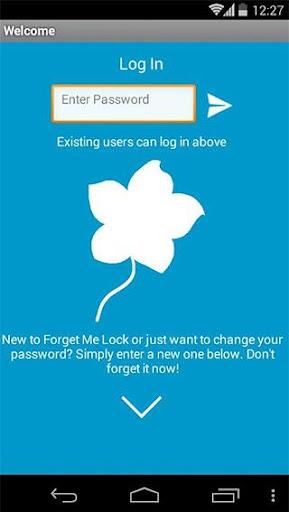 Forget Me Lock