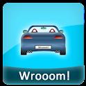 Wrooom! logo