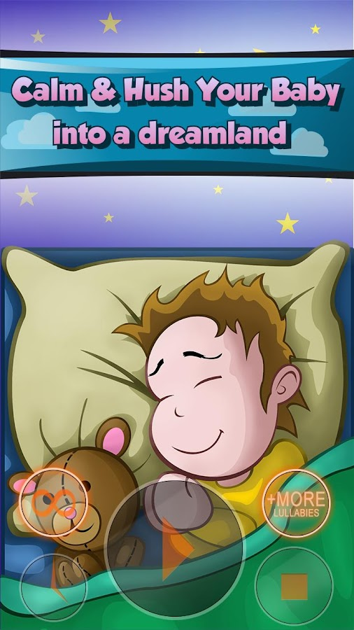 Sweet Dreams - Baby Songs Free - screenshot