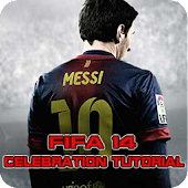Fifa 14 Celebrations Tutorial