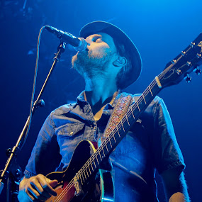 Lumineer's Lead - 2 by Andy Bond - People Musicians & Entertainers ( music, guitar, musician, people, man, the lumineers )