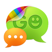 GO SMS Pro Iceblue theme