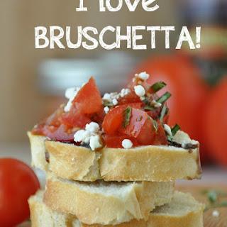 Mellow Mushroom's AMAZING Bruschetta Copycat