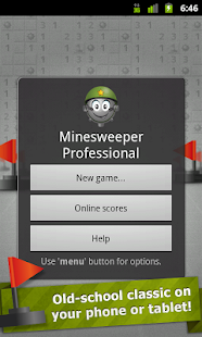 Minesweeper Professional- screenshot thumbnail
