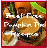 Free Pumpkin Pie Recipes