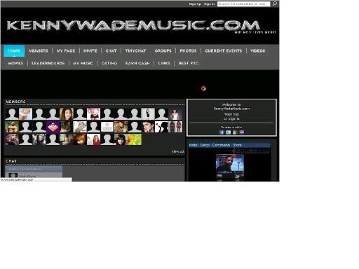 KennyWadeMusic.com