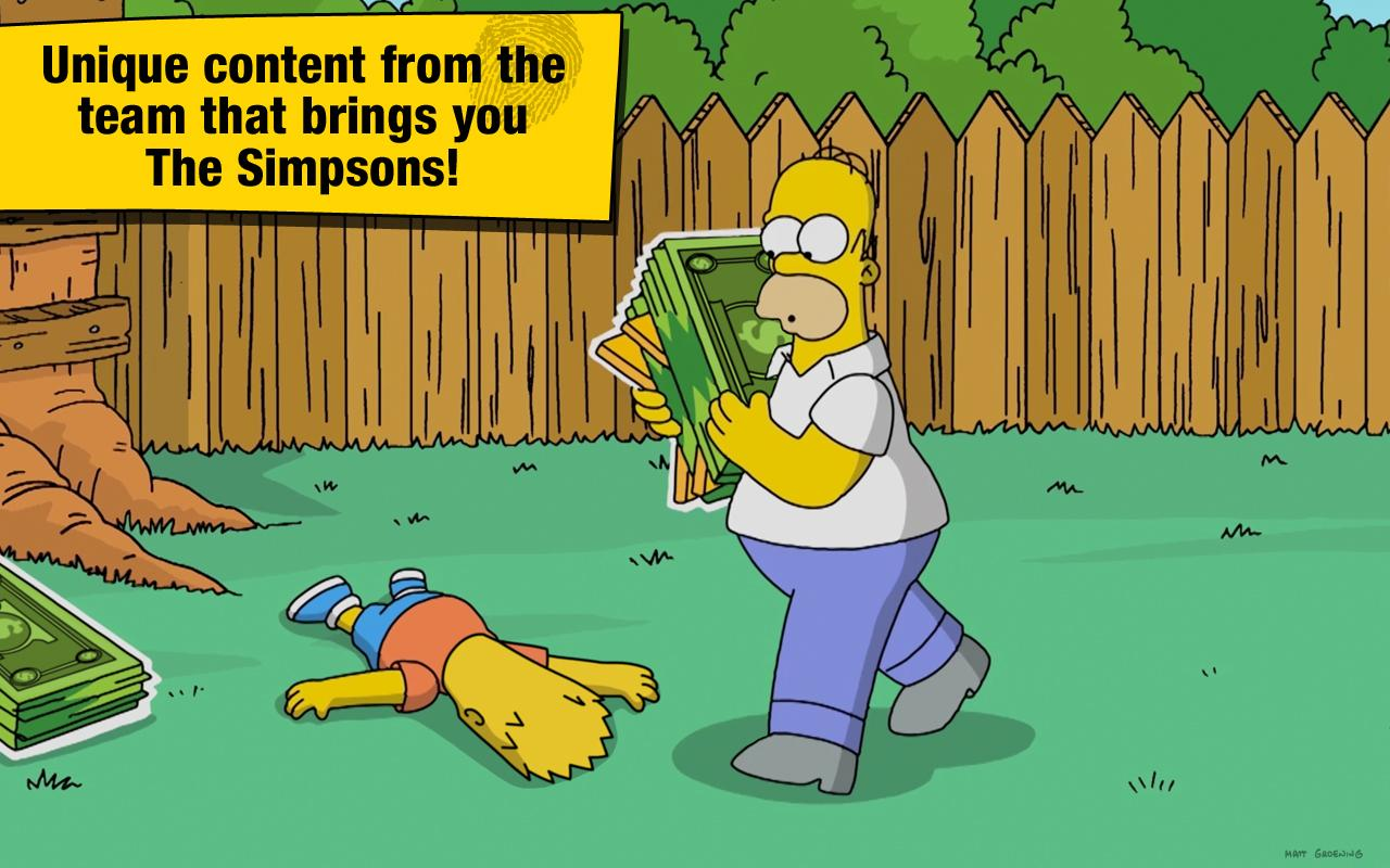 The Simpsons™: Tapped Out screenshot #1