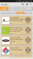 Screenshot of Mobo - Cupons de descontos