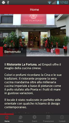 Ristorante La Fortuna