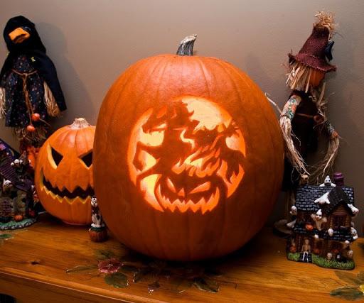 Halloween Scary Button Prank