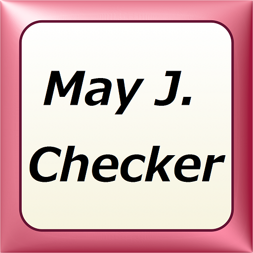May J. Checker 娛樂 App LOGO-APP試玩