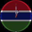 Gambia Clock