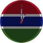 Gambia Clock icon