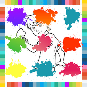Game Coloring Book Ben10 APK For Windows Phone