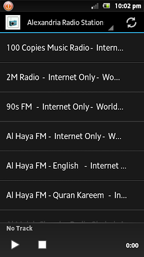 Alexandria Radio Stations