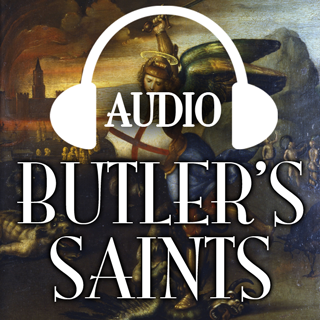 Audio Butler's Lives of Saints
