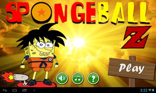 sponge ball z
