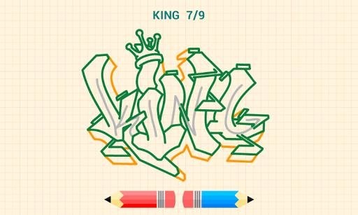 How to Draw Graffitis 5.0 screenshots 11
