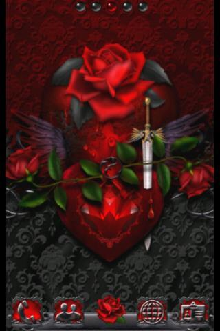 GO發射器:紅色哥特之心