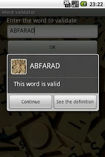 Scrabble Words Finder- screenshot thumbnail