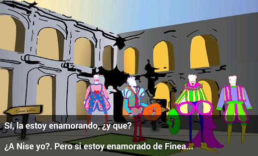 La Dama Boba (Juego educativo)- screenshot thumbnail