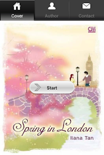 Novel Cinta Spring in London - screenshot thumbnail