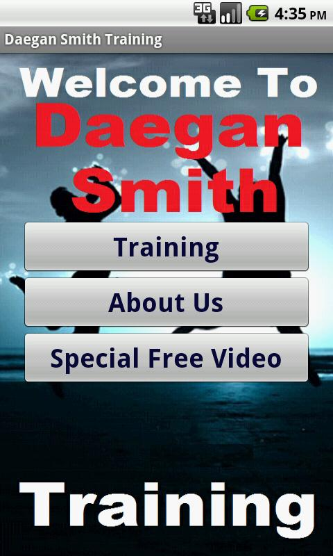 Daegan Smith  Business - screenshot