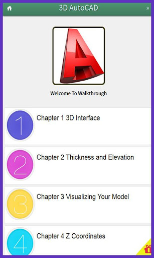 Learn AutoCAD 3D Tutorials
