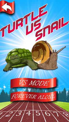 免費下載賽車遊戲APP Turtle vs Snail - 慢鬥慢!? app開箱文 APP開箱王